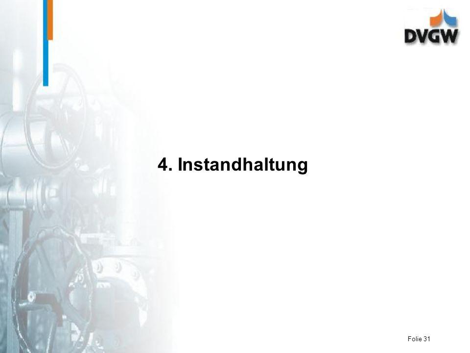 4. Instandhaltung