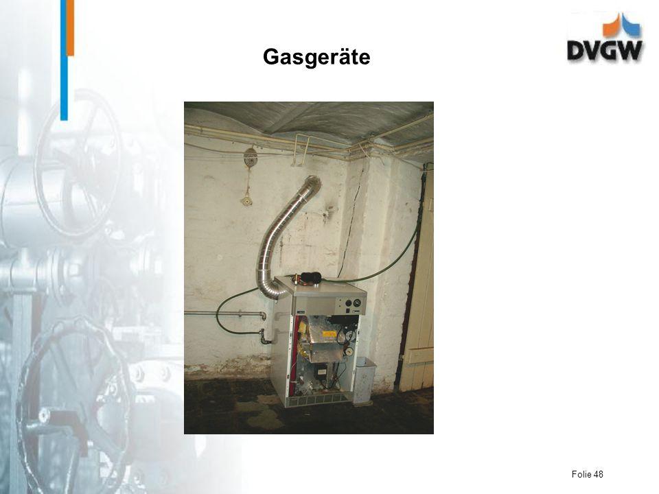 Gasgeräte