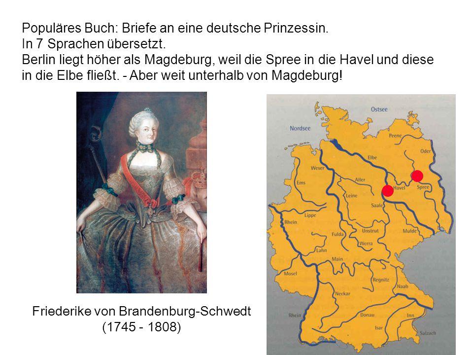 Friederike von Brandenburg-Schwedt