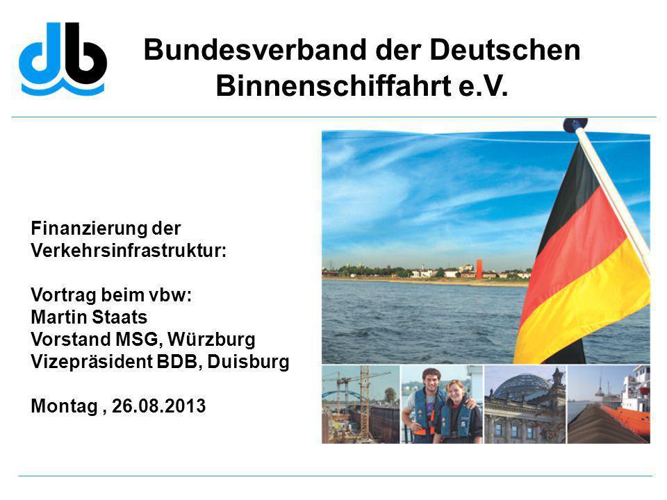 Bundesverband der Deutschen Binnenschiffahrt e.V.