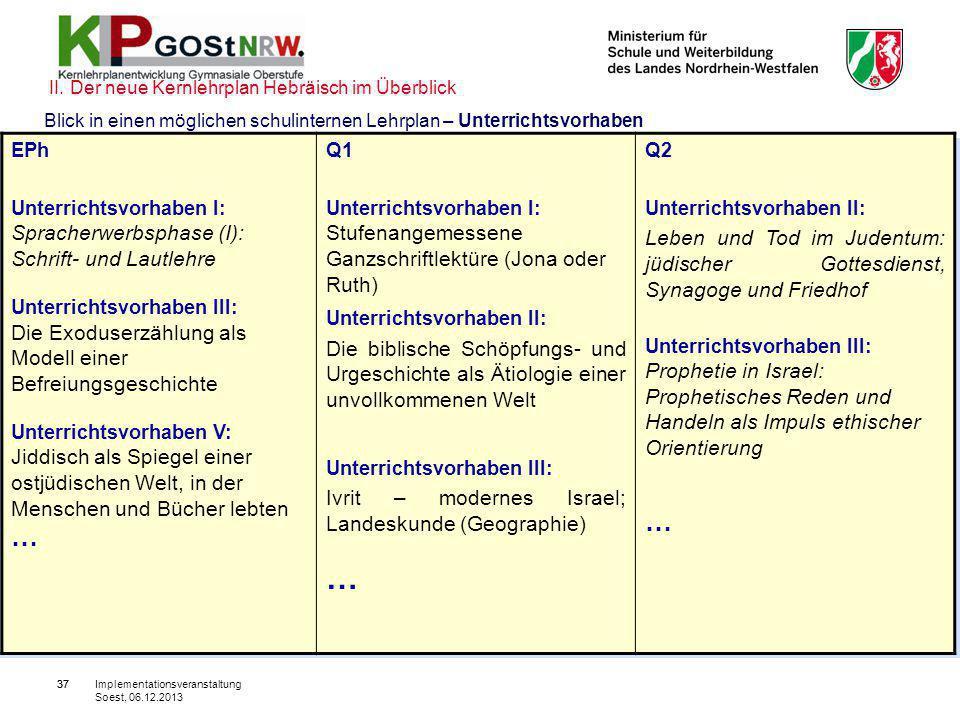 … Spracherwerbsphase (I): Schrift- und Lautlehre