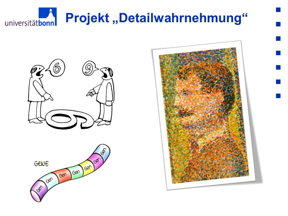"""Projekt """"Detailwahrnehmung"""