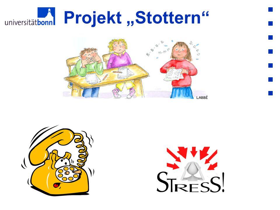 "Projekt ""Stottern"