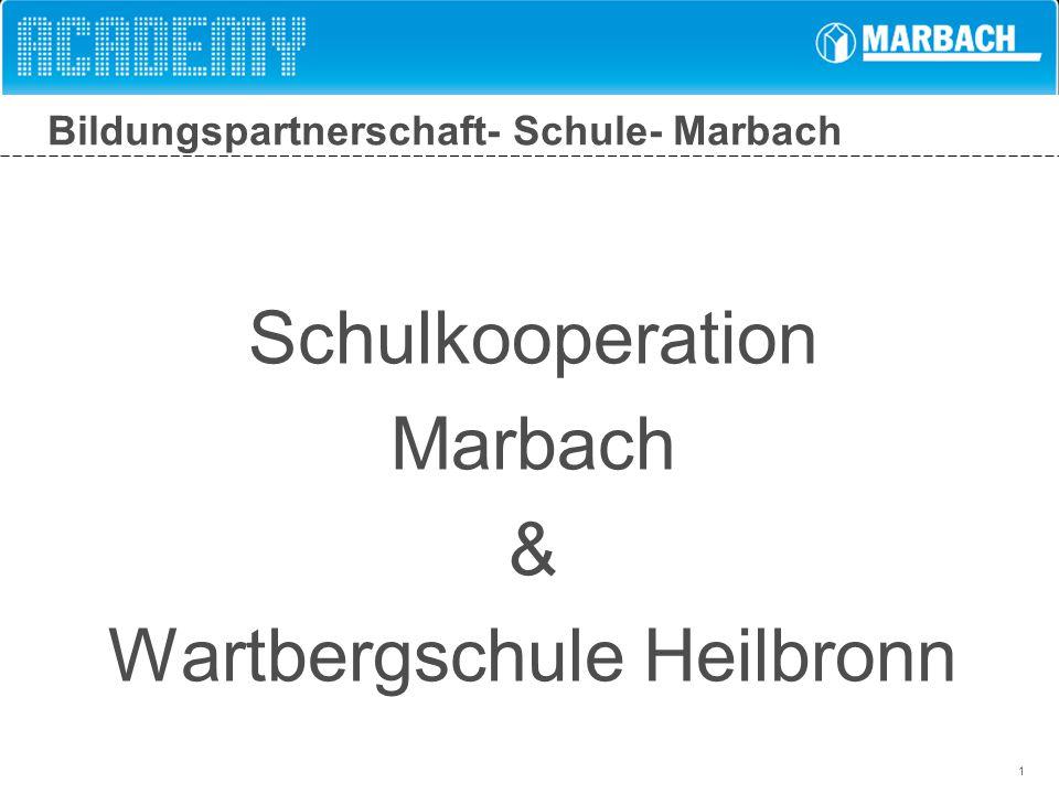 Bildungspartnerschaft- Schule- Marbach