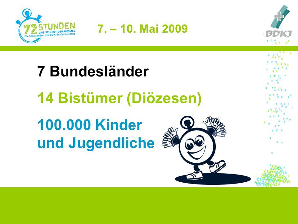 100.000 Kinder und Jugendliche