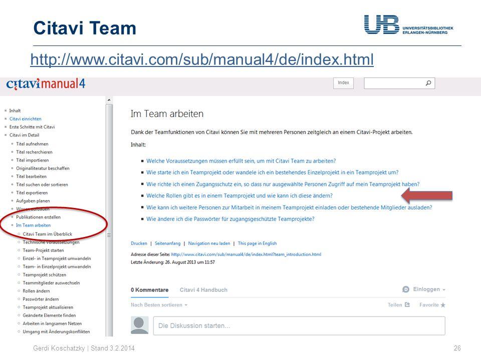 Citavi Team http://www.citavi.com/sub/manual4/de/index.html