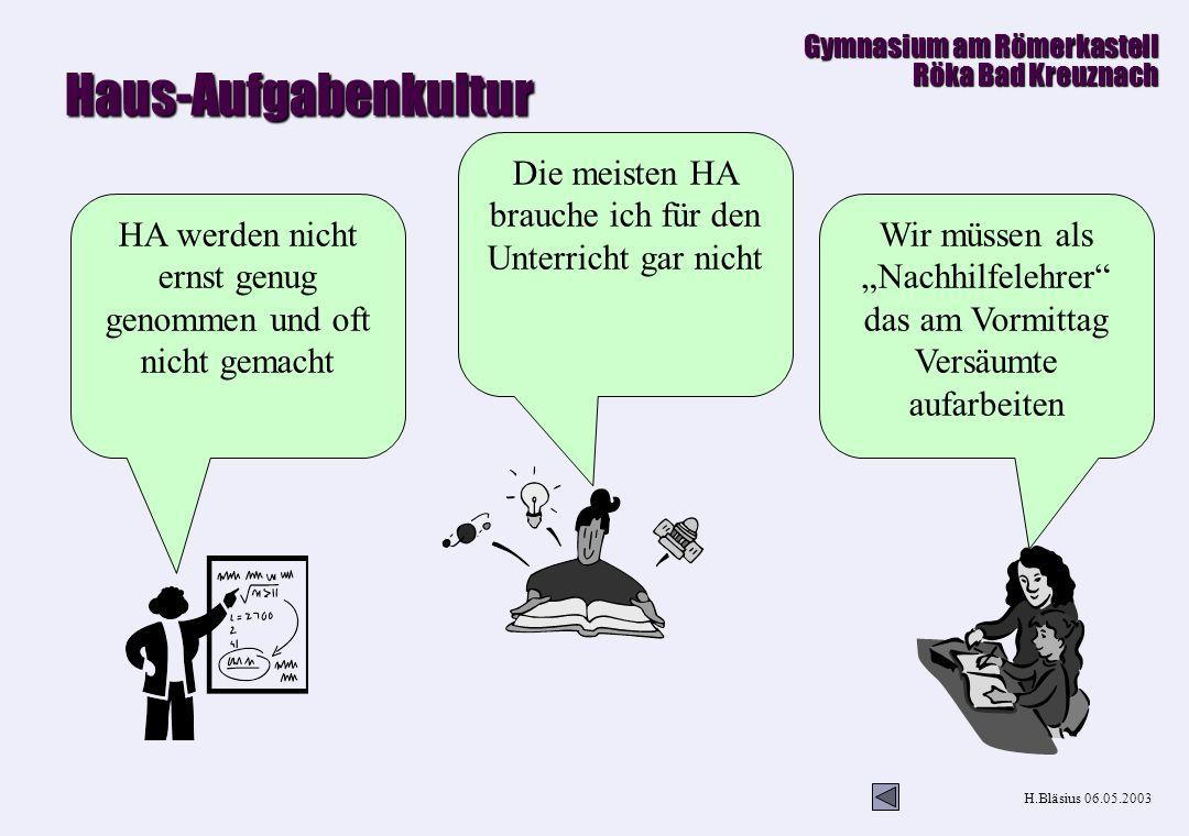 Gymnasium am Römerkastell Röka Bad Kreuznach