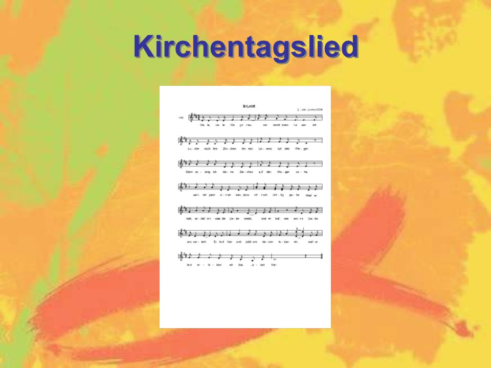 Kirchentagslied