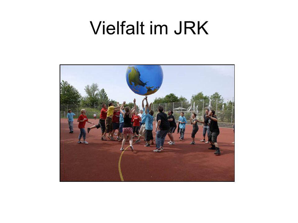 Vielfalt im JRK