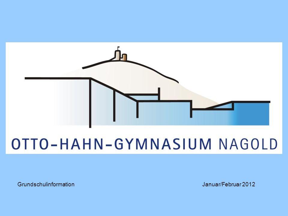 Grundschulinformation Januar/Februar 2012