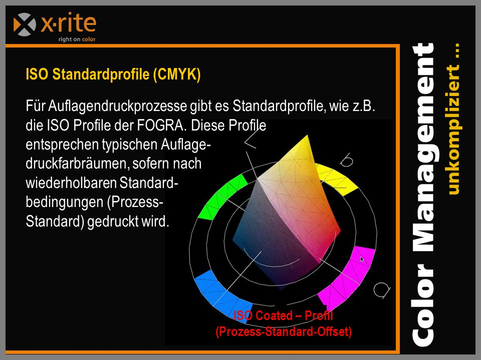 ISO Coated – Profil (Prozess-Standard-Offset)