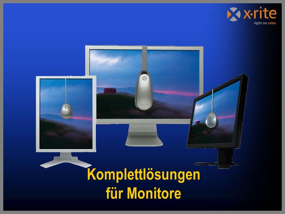 Komplettlösungen für Monitore