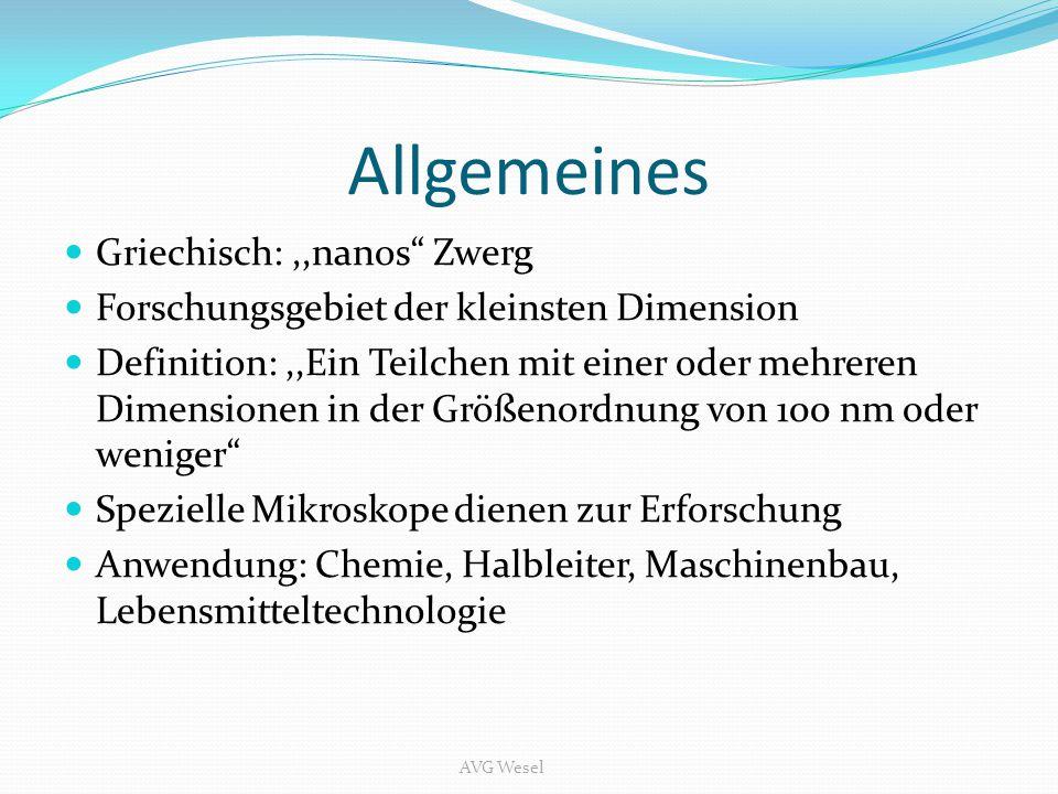 Allgemeines Griechisch: ,,nanos Zwerg