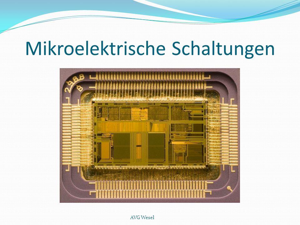 Mikroelektrische Schaltungen