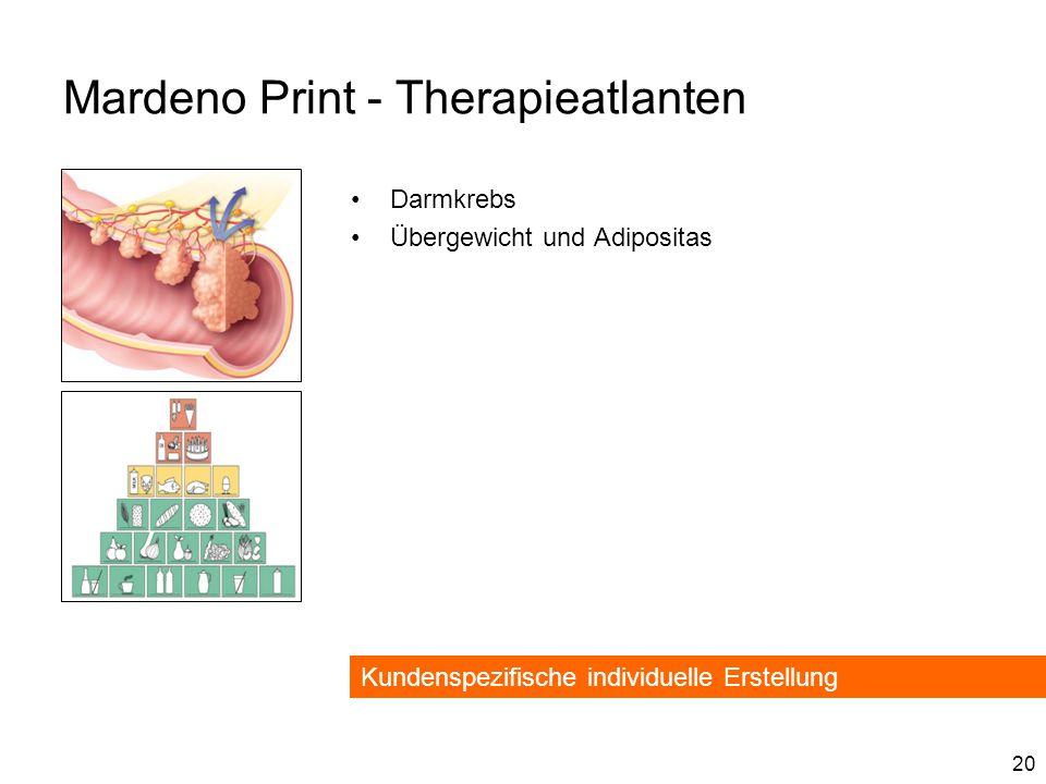 Mardeno Print - Therapieatlanten