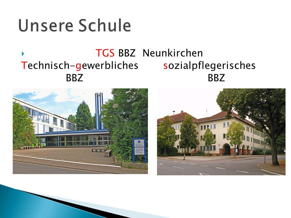 Unsere Schule TGS BBZ Neunkirchen