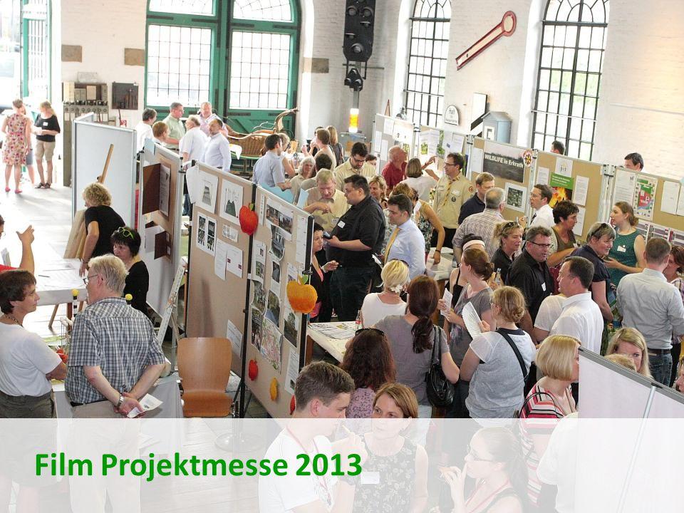 Film Projektmesse 2013