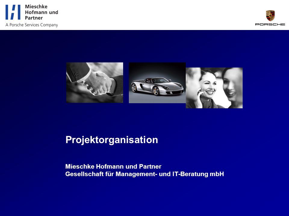 Projektorganisation Mieschke Hofmann und Partner