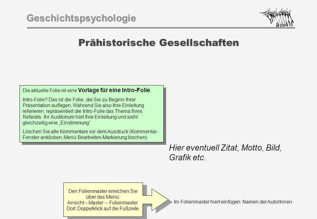 Prähistorische Gesellschaften