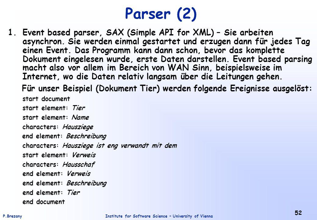 Parser (2)