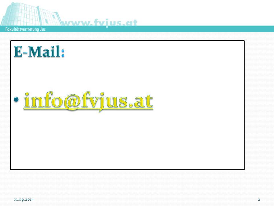 E-Mail: info@fvjus.at 06.04.2017