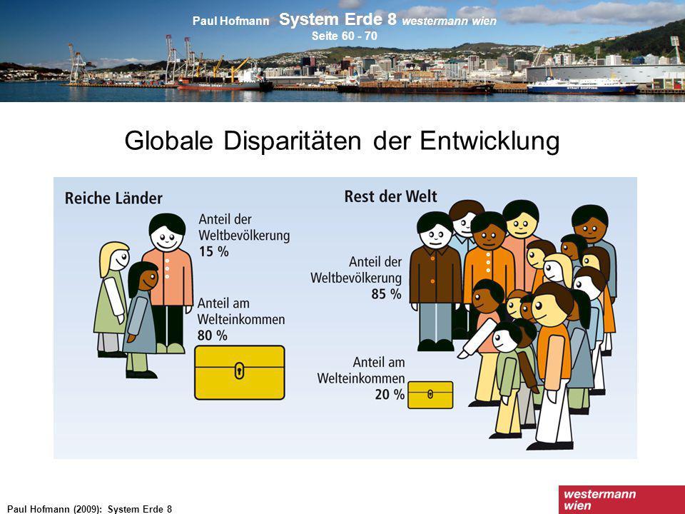 Globale Disparitäten der Entwicklung
