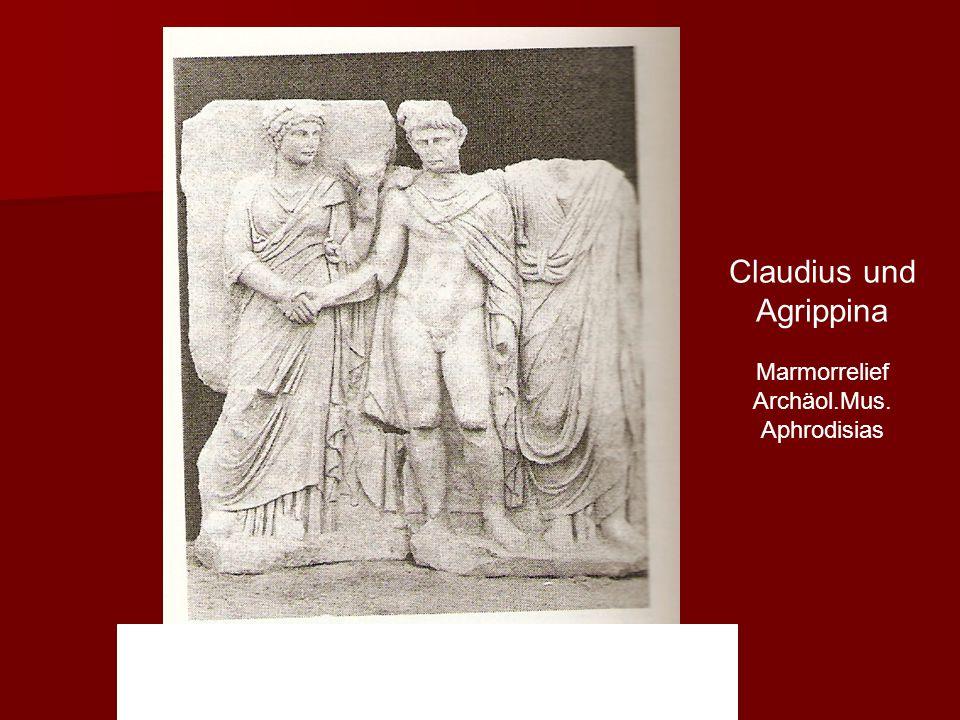 Claudius und Agrippina