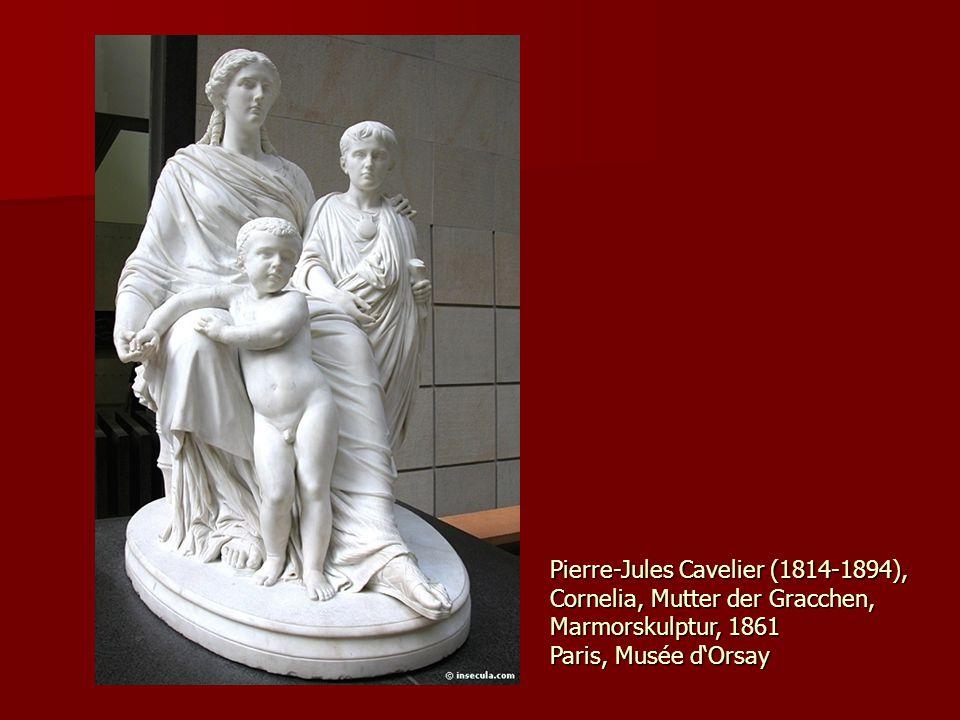 Pierre-Jules Cavelier (1814-1894),