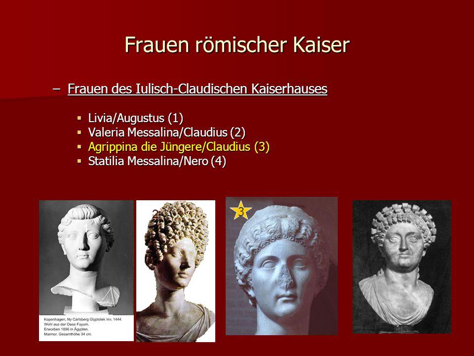 Frauen römischer Kaiser