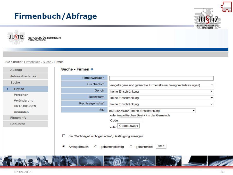 Firmenbuch/Abfrage 06.04.2017