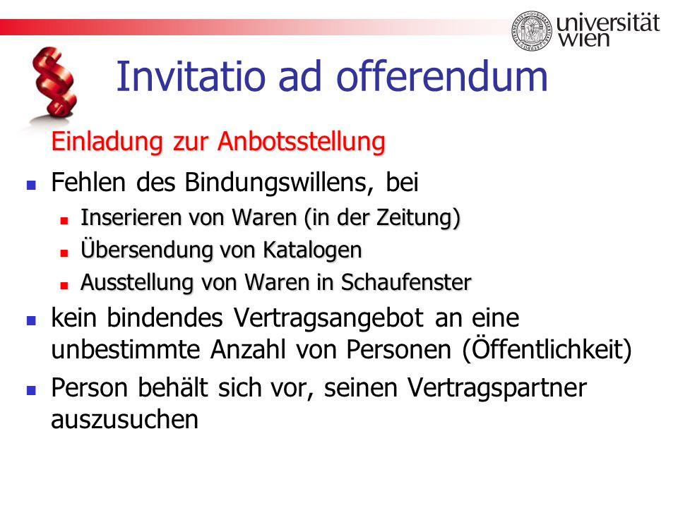 Invitatio ad offerendum