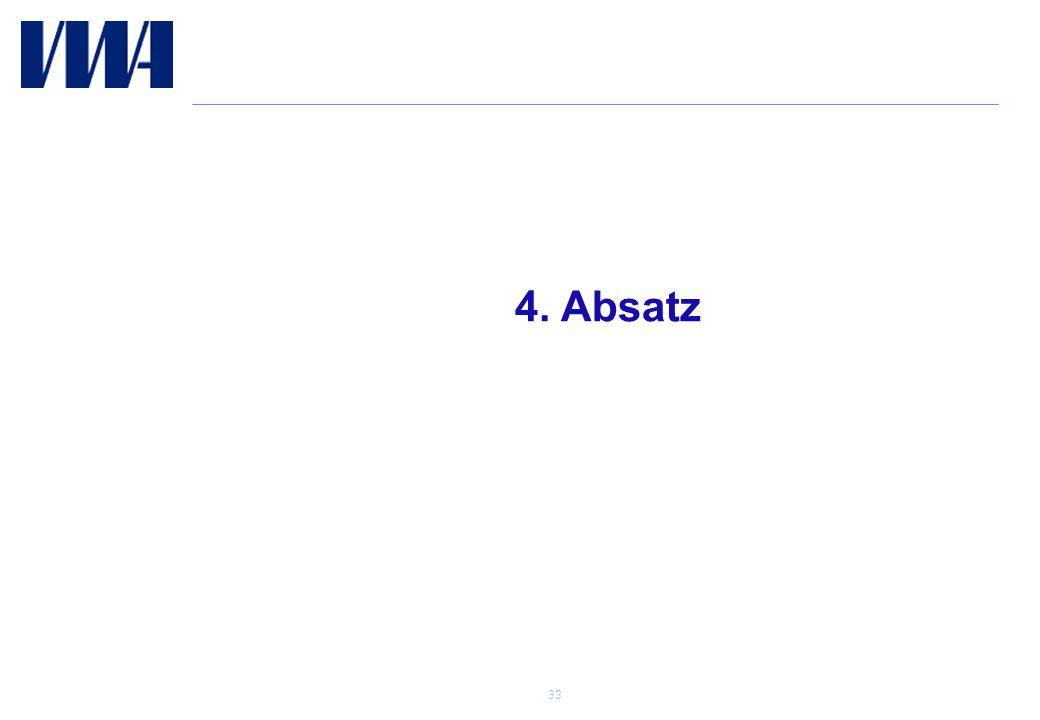4. Absatz