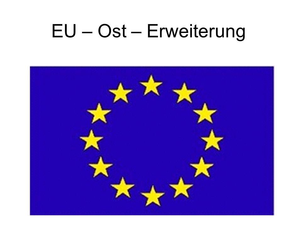 EU – Ost – Erweiterung