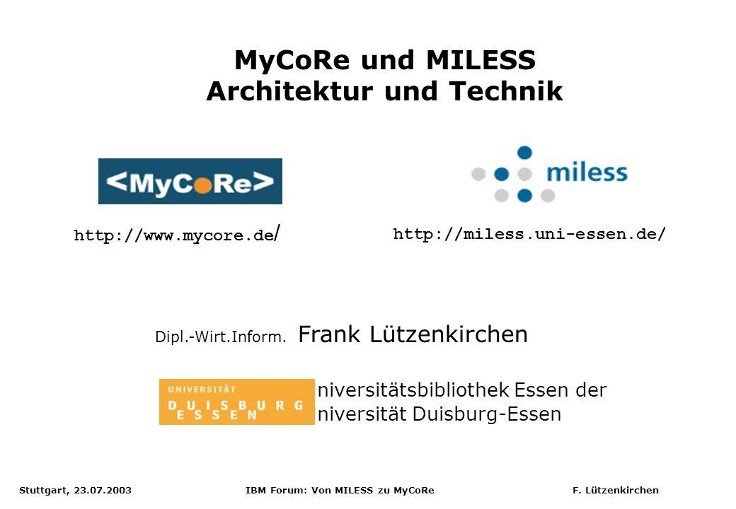 Architektur und Technik
