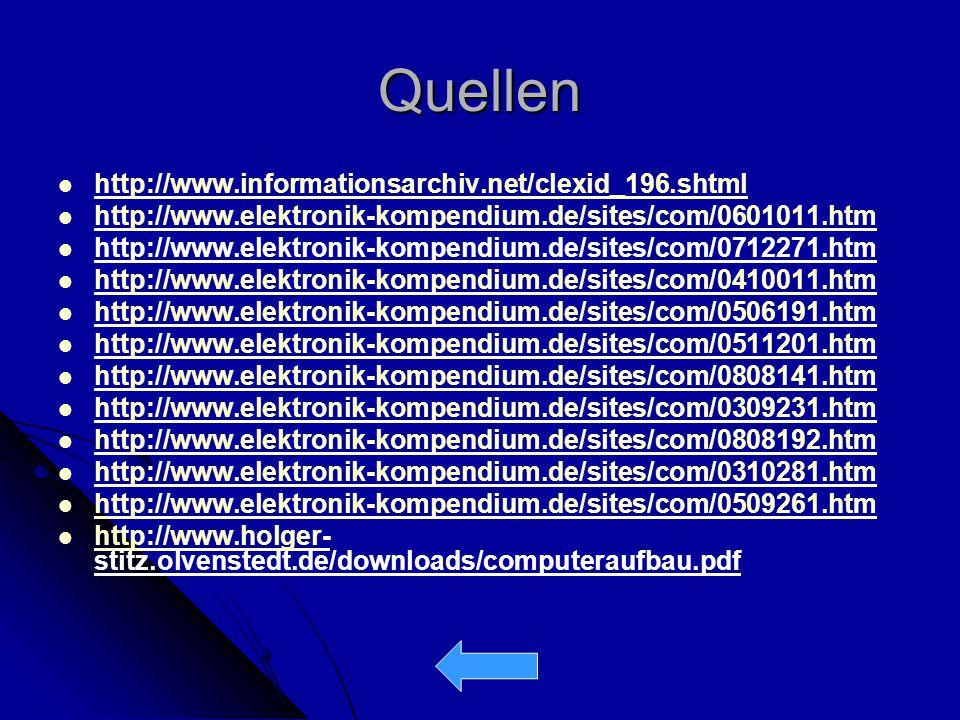 Quellen http://www.informationsarchiv.net/clexid_196.shtml