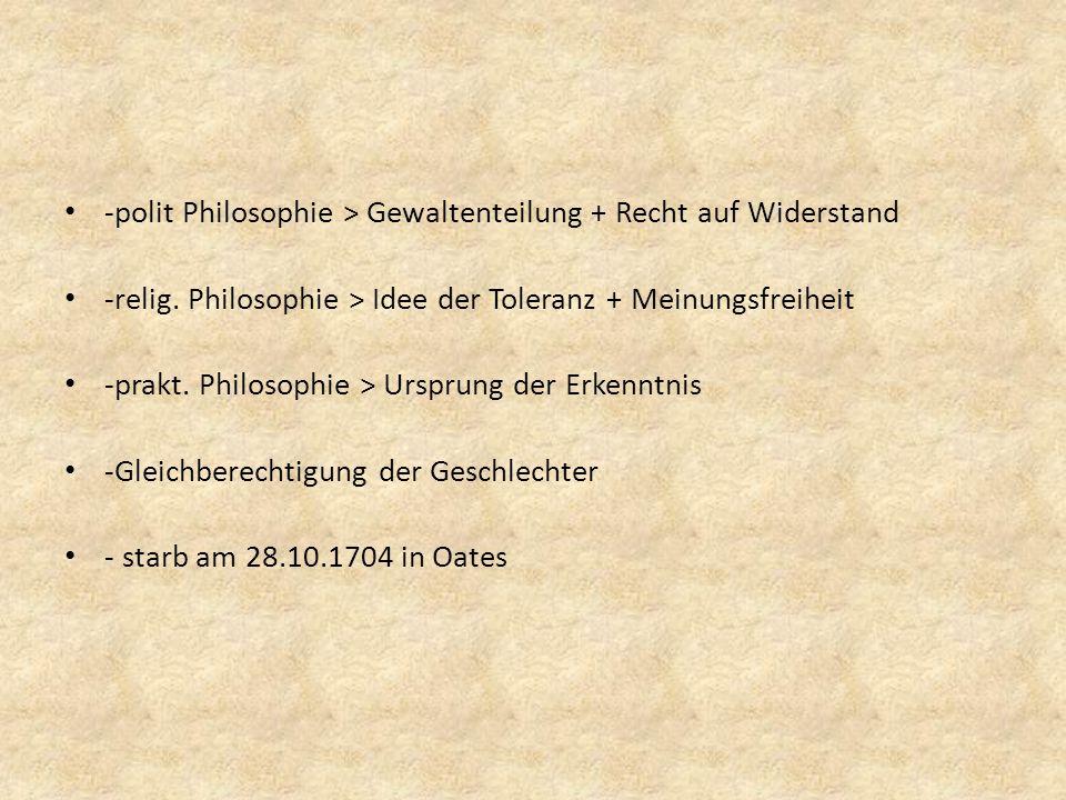 -polit Philosophie > Gewaltenteilung + Recht auf Widerstand