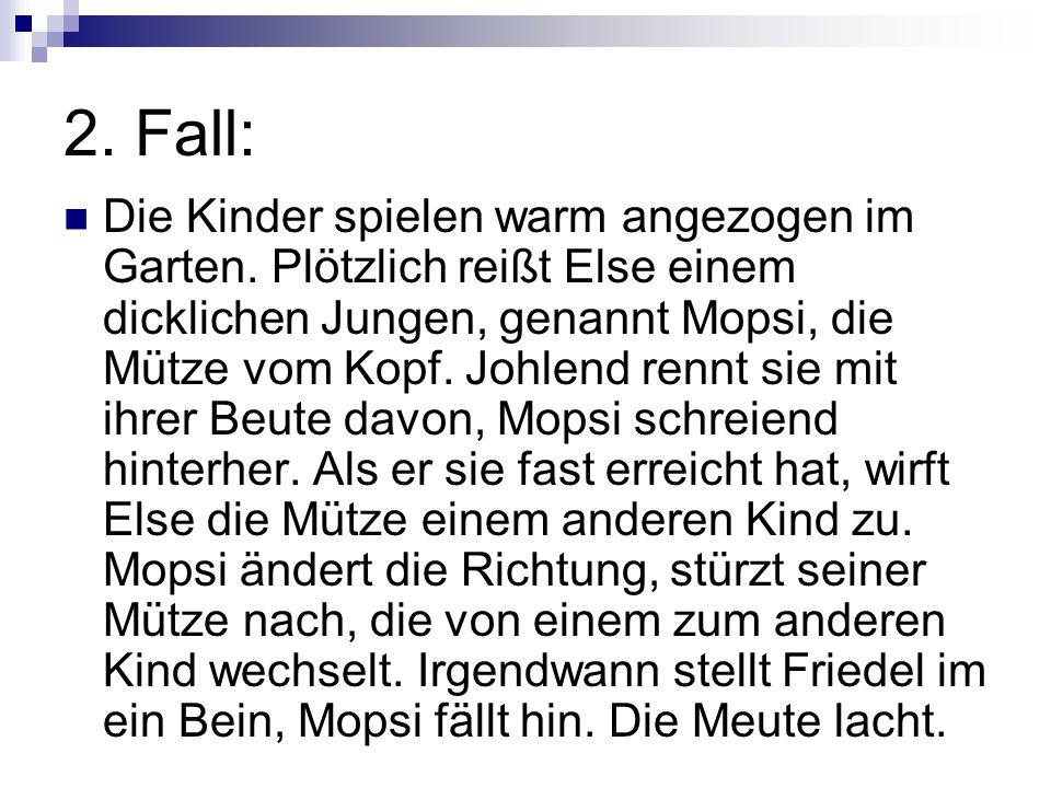 2. Fall:
