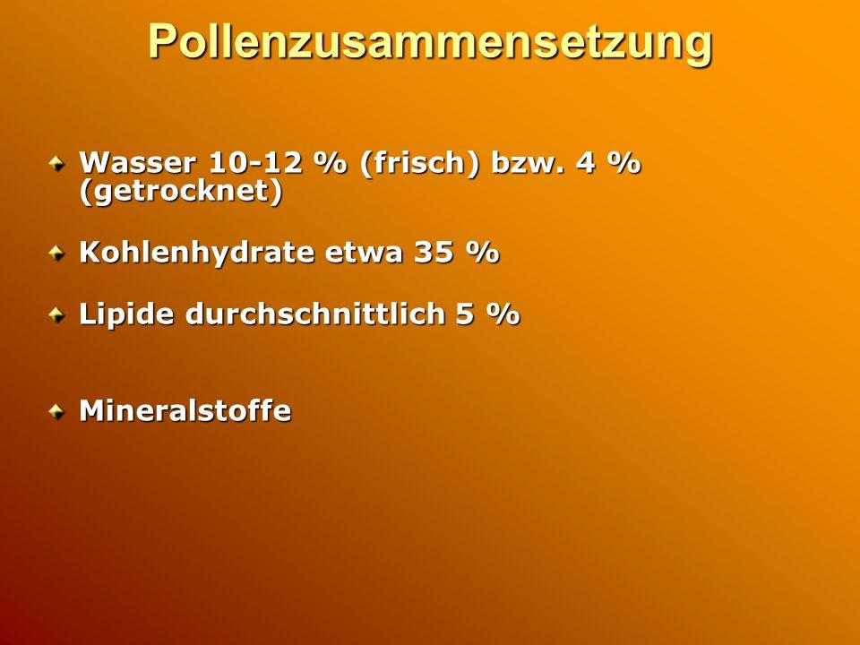 Pollenzusammensetzung
