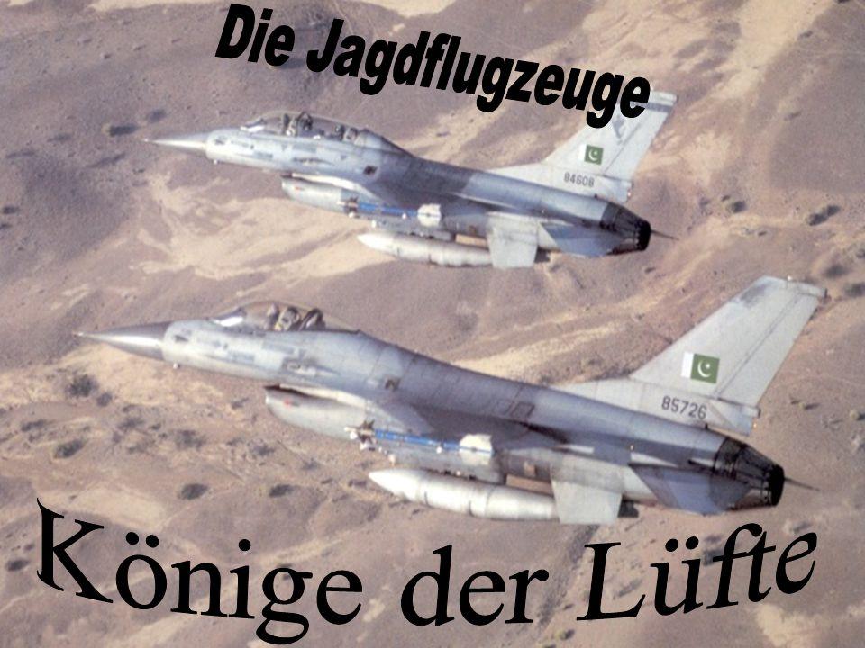 Die Jagdflugzeuge Könige der Lüfte