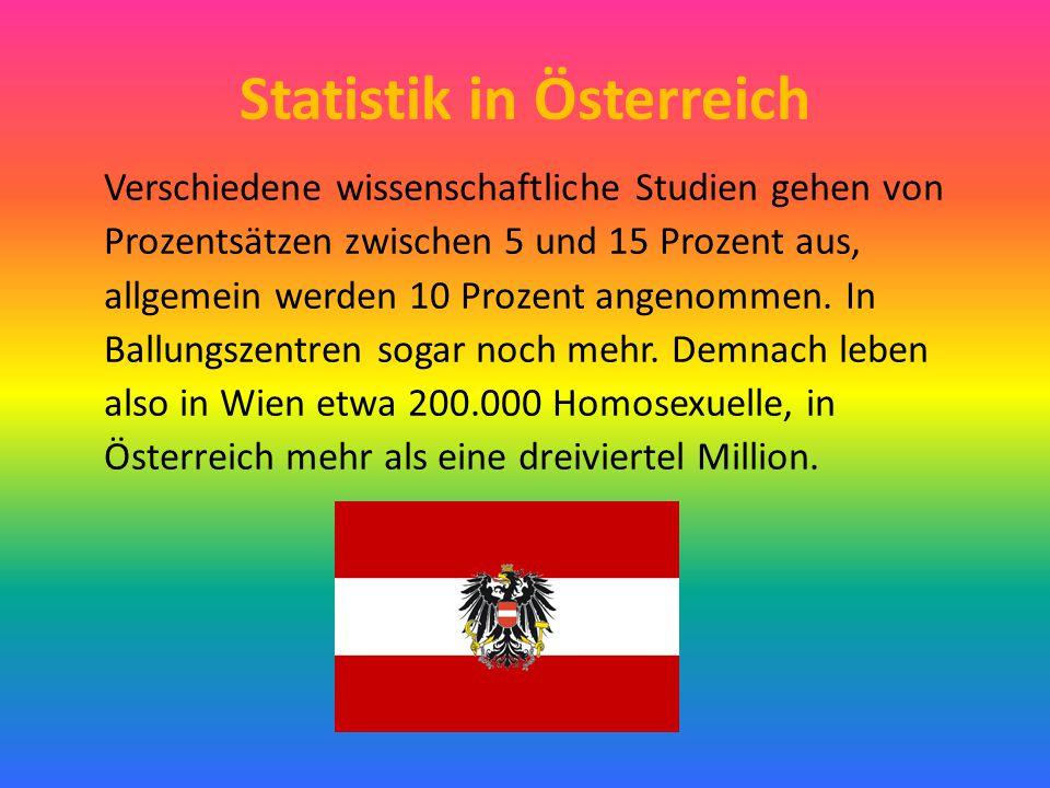 Statistik in Österreich