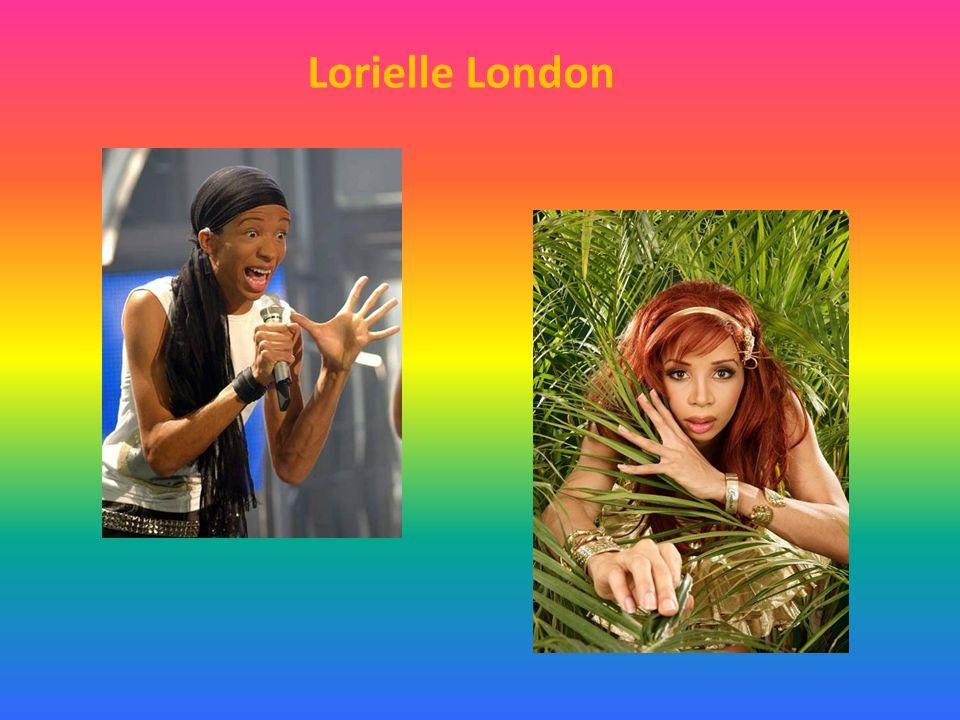 Lorielle London