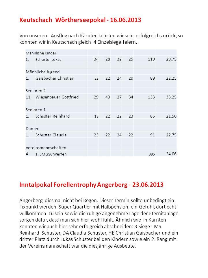 Keutschach Wörtherseepokal - 16.06.2013