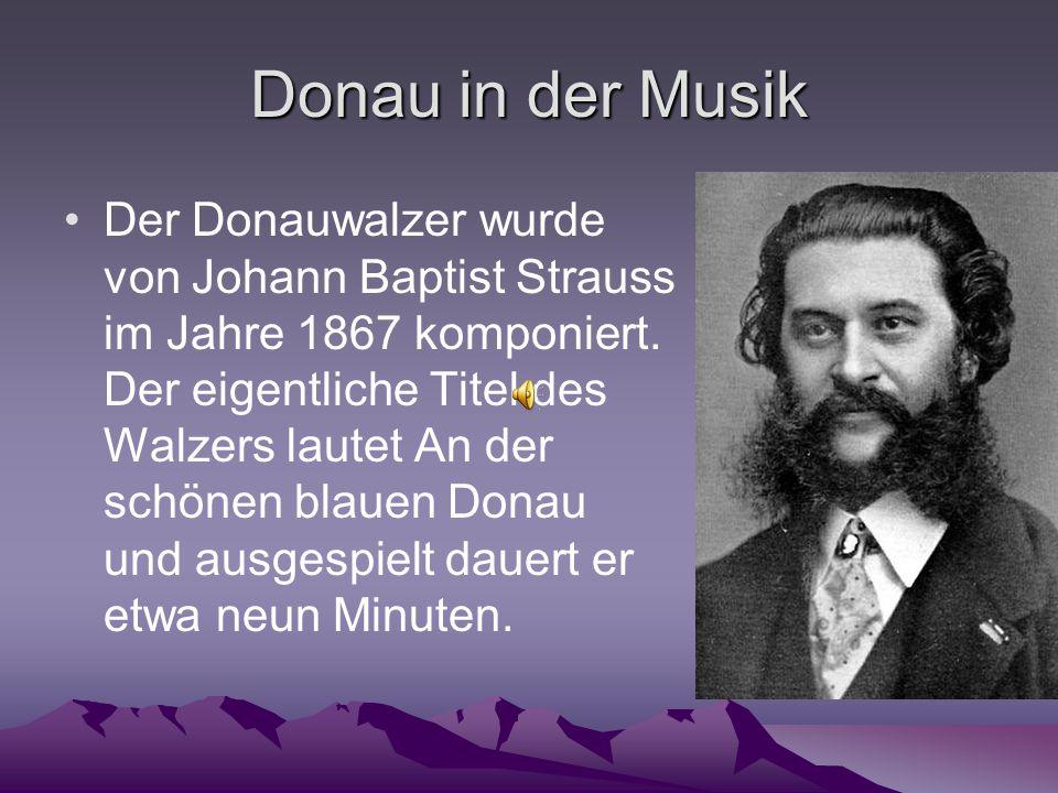 Donau in der Musik