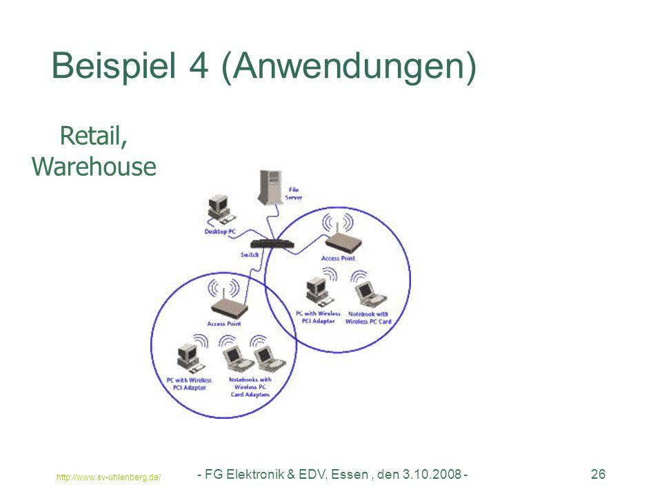 Beispiel 4 (Anwendungen)