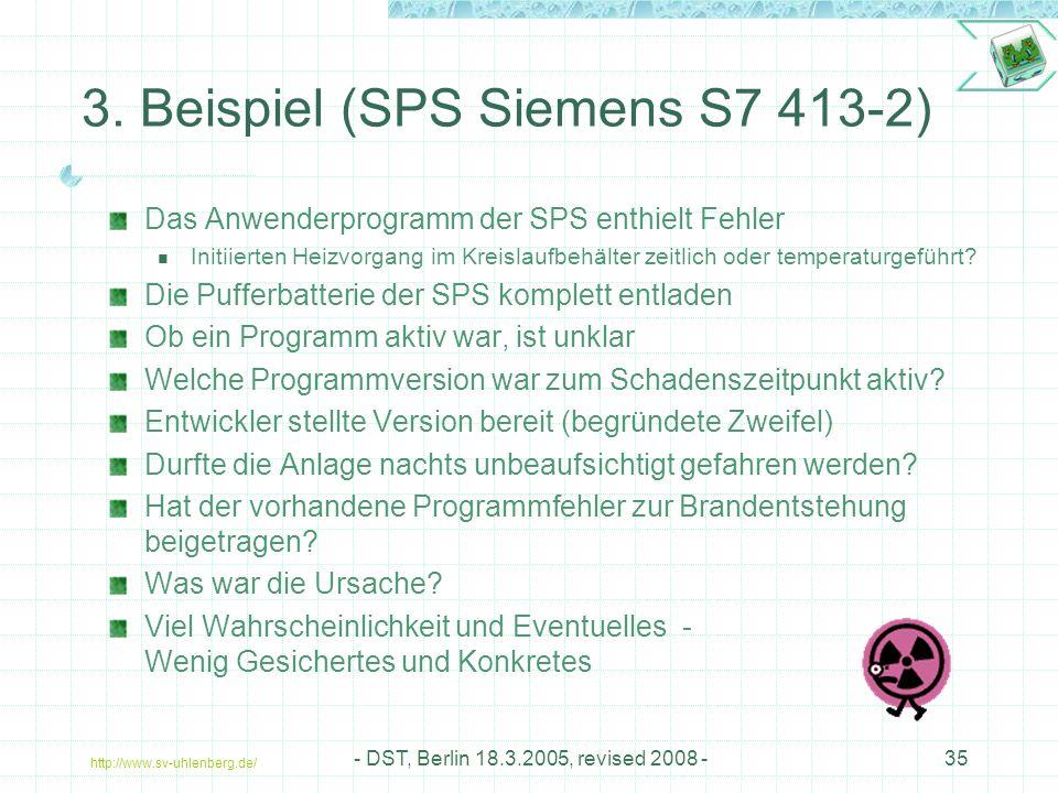 3. Beispiel (SPS Siemens S7 413-2)