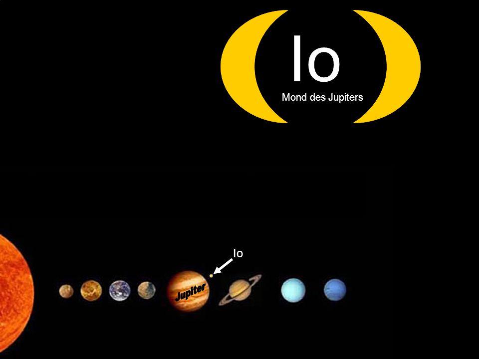 Io Mond des Jupiters Io Jupiter