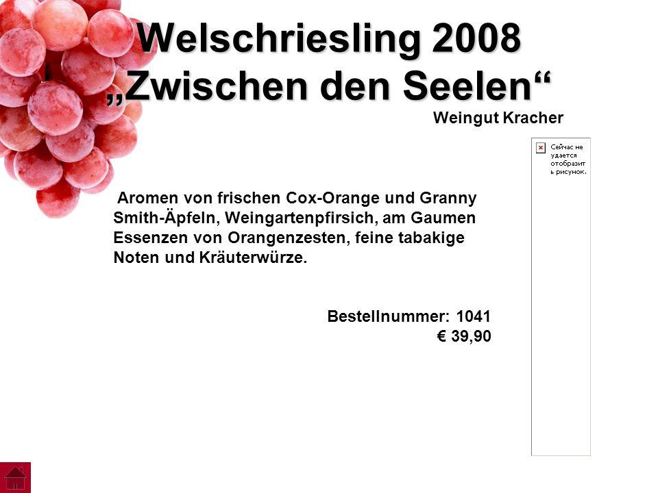 "Welschriesling 2008 ""Zwischen den Seelen"