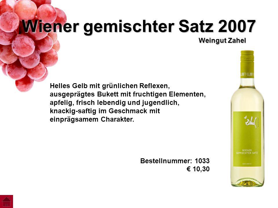 Wiener gemischter Satz 2007