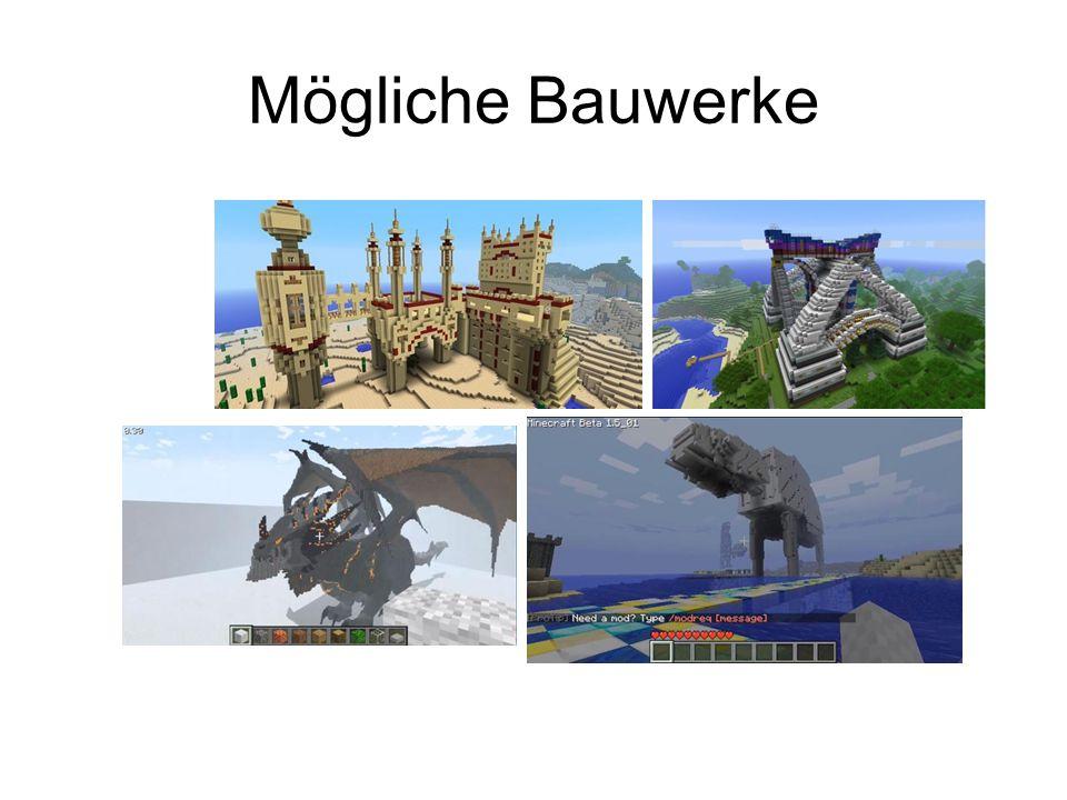 Mögliche Bauwerke