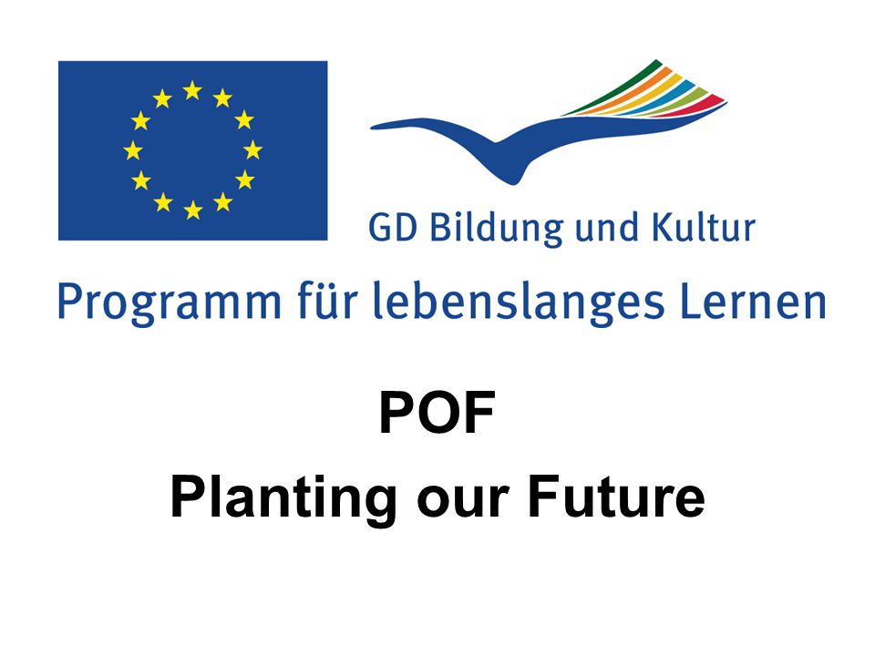 POF Planting our Future